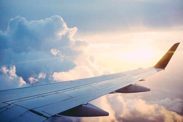 Самолеты и небо